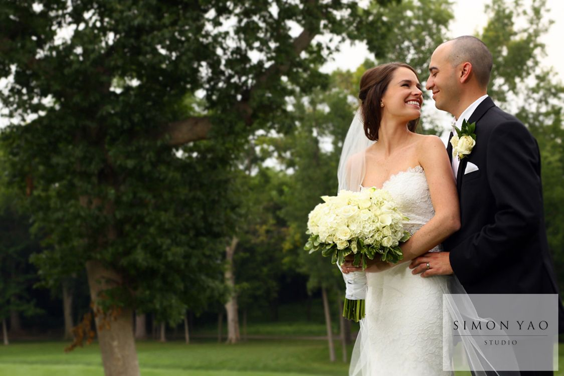 simonyao.com Columbus Ohio Wedding Photographer #weddingportraits
