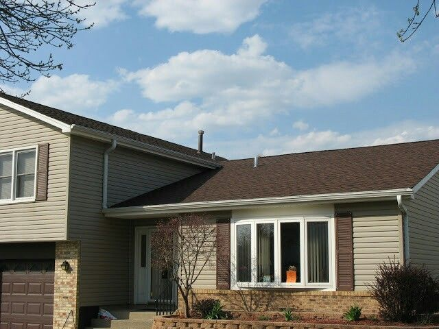 Gaf Timberline Hickory Shingles Roofingshingles With