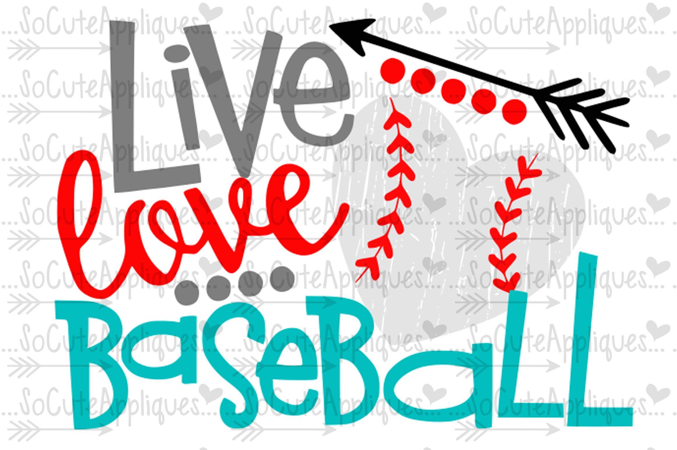 Download Live Love Baseball SVG | Baseball svg, Baseball sister ...