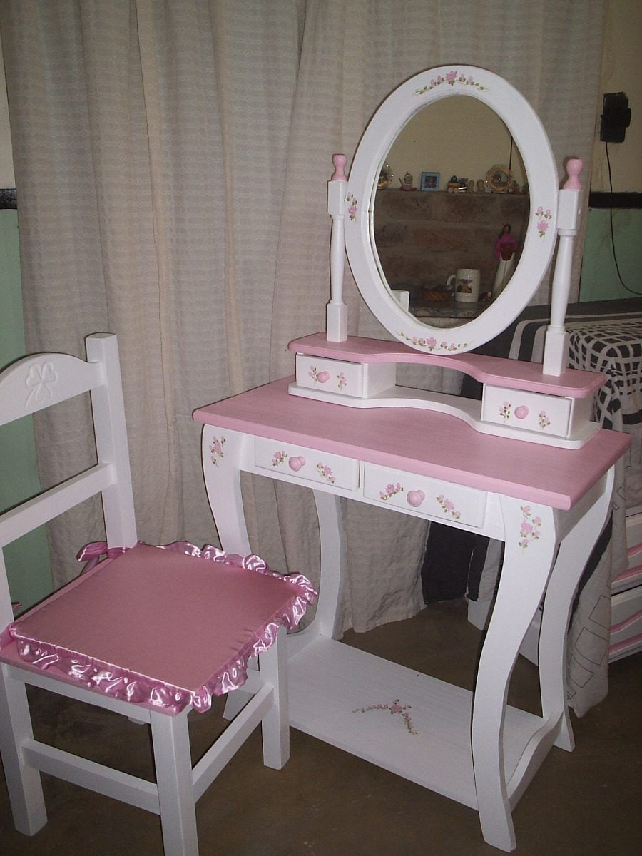Tocador habitacion de ni as pinterest kids room furniture kids rooms and room ideas - Tocador habitacion ...