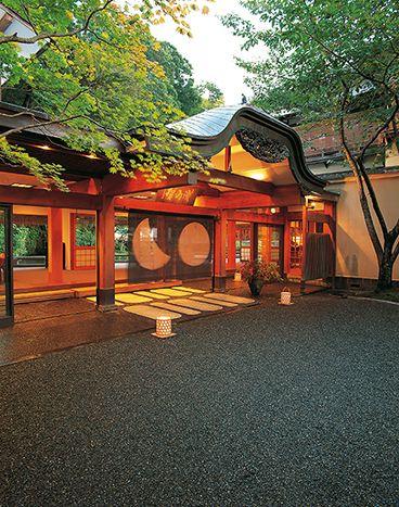 あさば旅館  Asaba. Hotel and restaurant in a village. Japan,Shizuoka-Ken Outside the facility  number  3