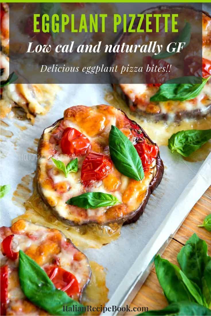Photo of Eggplant Pizzette