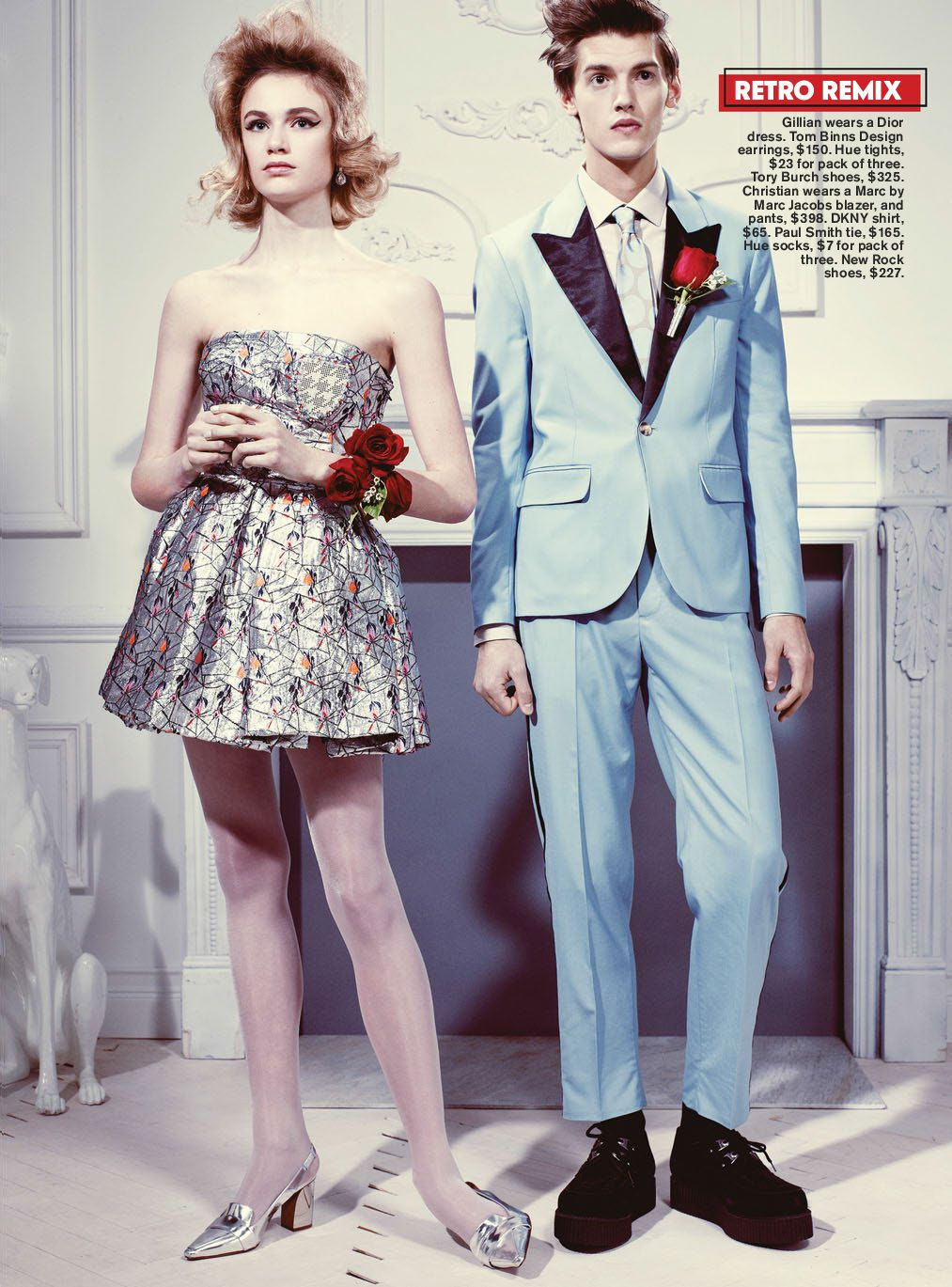 Teen vogue showing Dior for prom | Prom editorial | Pinterest ...