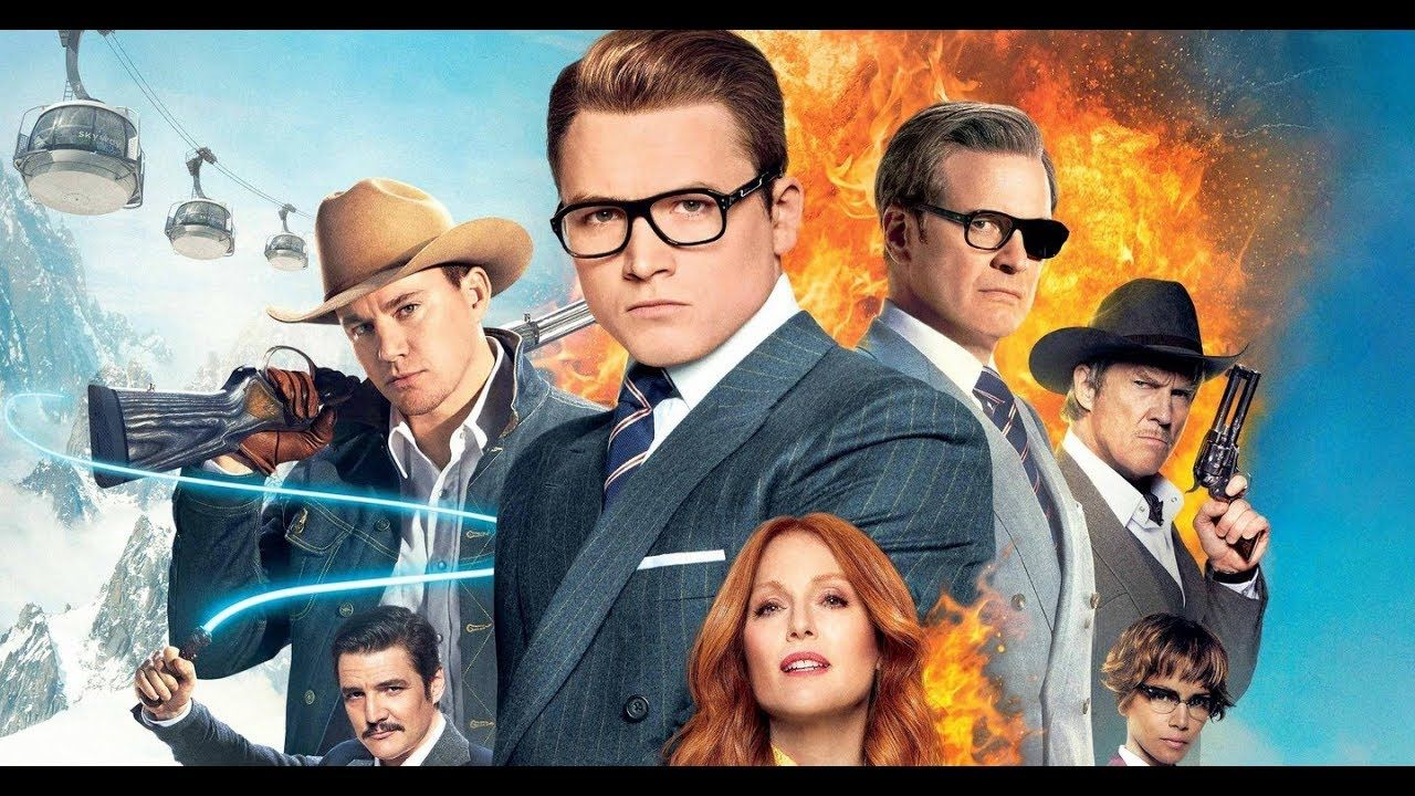 Kingsman The Golden Circle Movie in 3 Minutes https//www