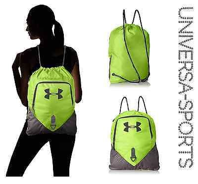 f85aeb5a690f Under Armour Undeniable Sackpack UA Drawstring Backpack Sack Pack Sport Gym  Bag