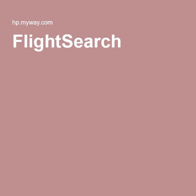 FlightSearch