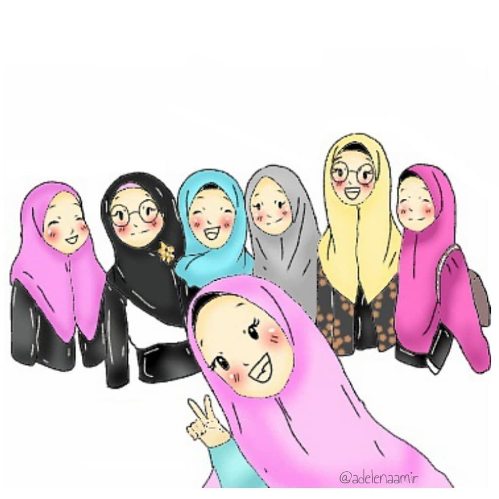 By Adelenaamir Kartun Animasi Sahabat
