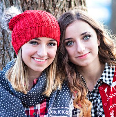 Image result for Brooklyn and Bailey McKnight