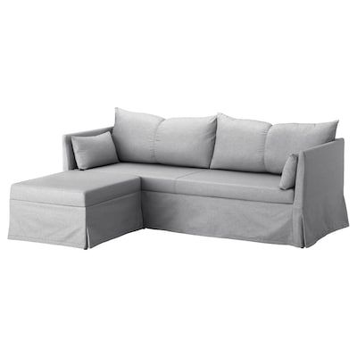 Manta Sofa Ikea.Sofa Bed Friheten Skiftebo Beige Cuadros Piedras Cuadros