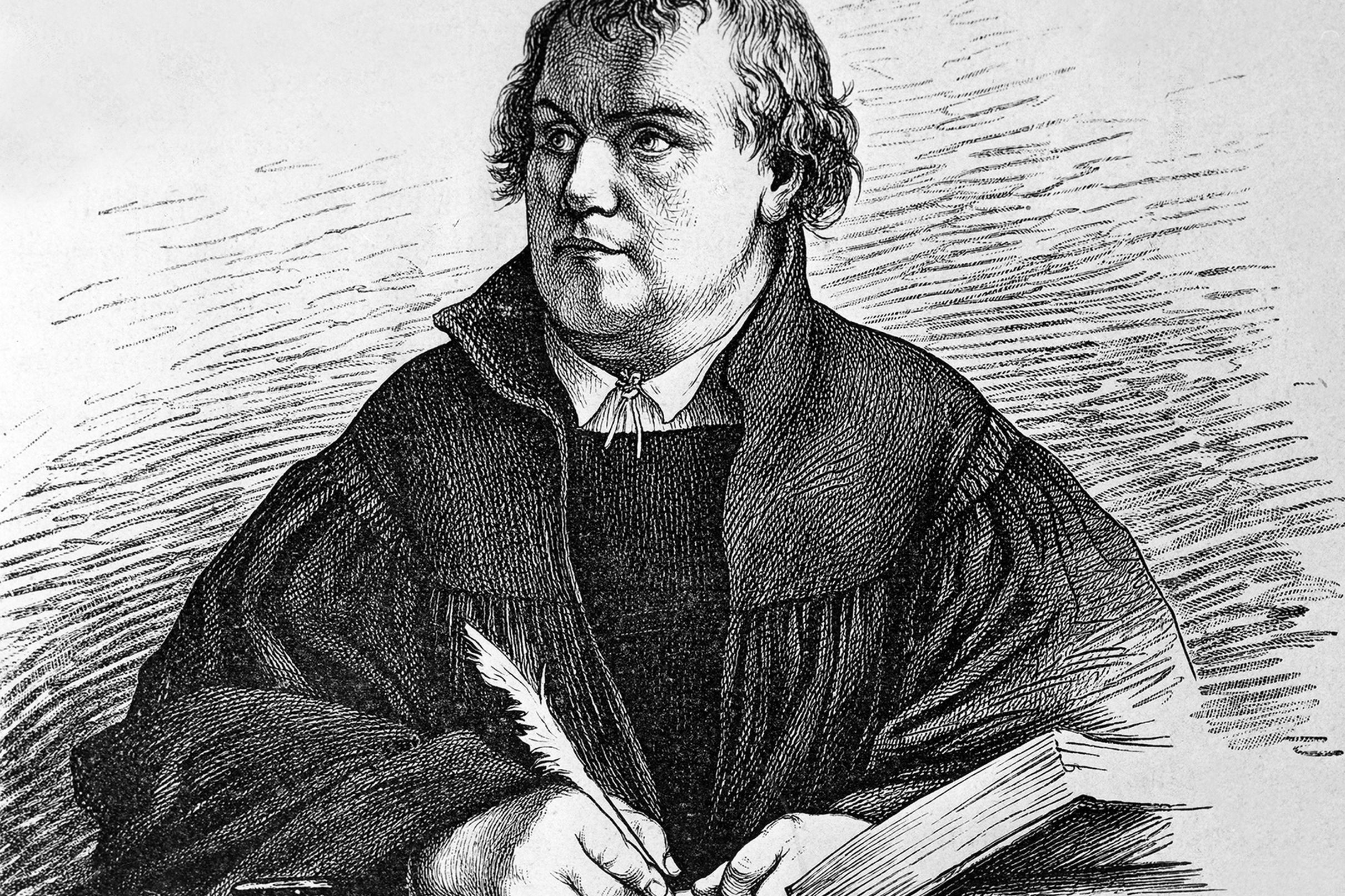 500 Years Ago Martin Luther Changed Christianity