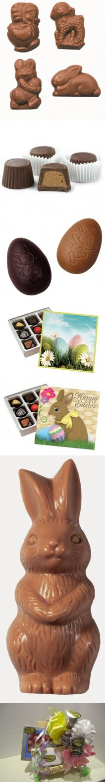 Sugar free easter chocolate supreme gift basket filled with sugar free easter chocolate supreme gift basket filled with diabetic candy and chocolate diabetic friendly negle Image collections
