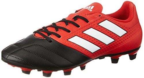 Copa 17.3 FG, Chaussures de Football Homme, Multicolore (Core Black/Solar Red/Solar Red), 43 1/3 EUadidas