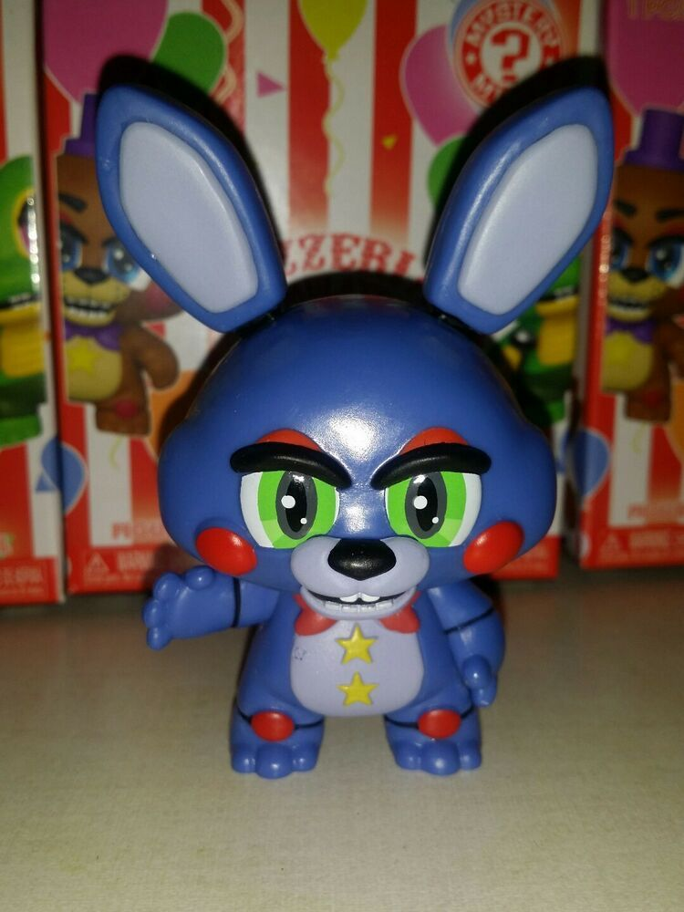 Funko mystery minis five nights at freddys pizzeria