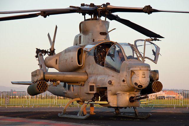 Bell AH-1Z Viper by Trent Bell