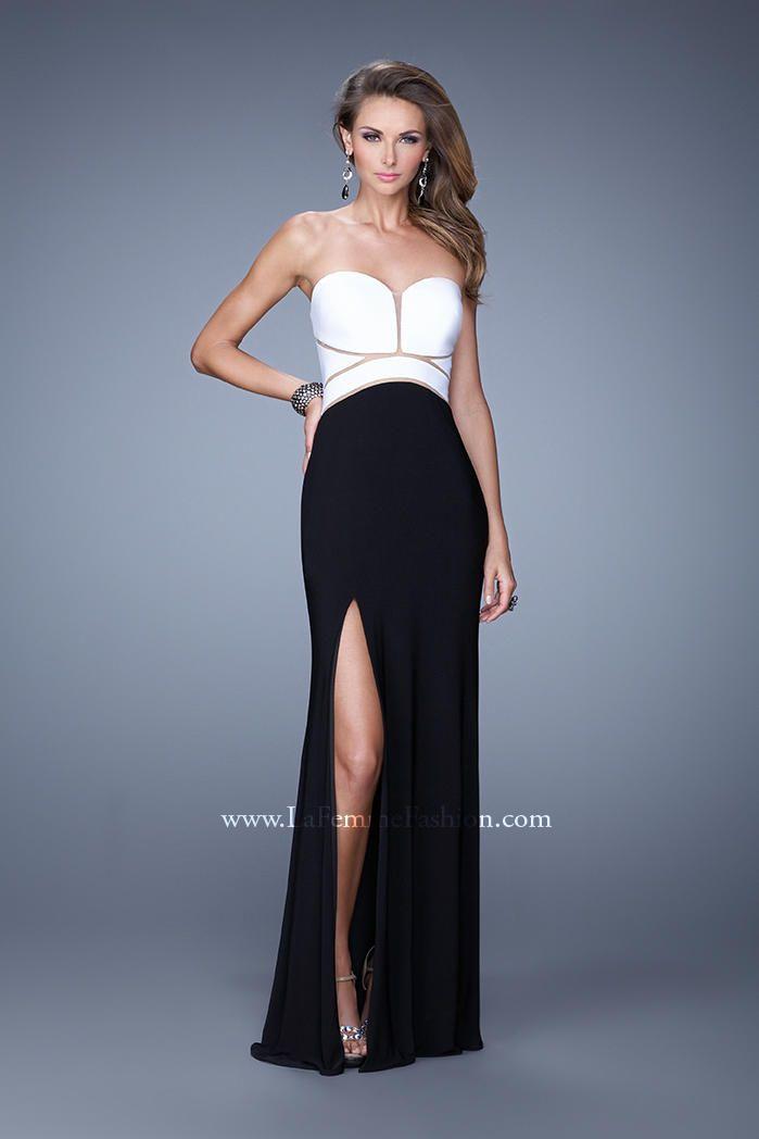 La Femme Dress 21051 Terry Costa Dallas Prom Pinterest La