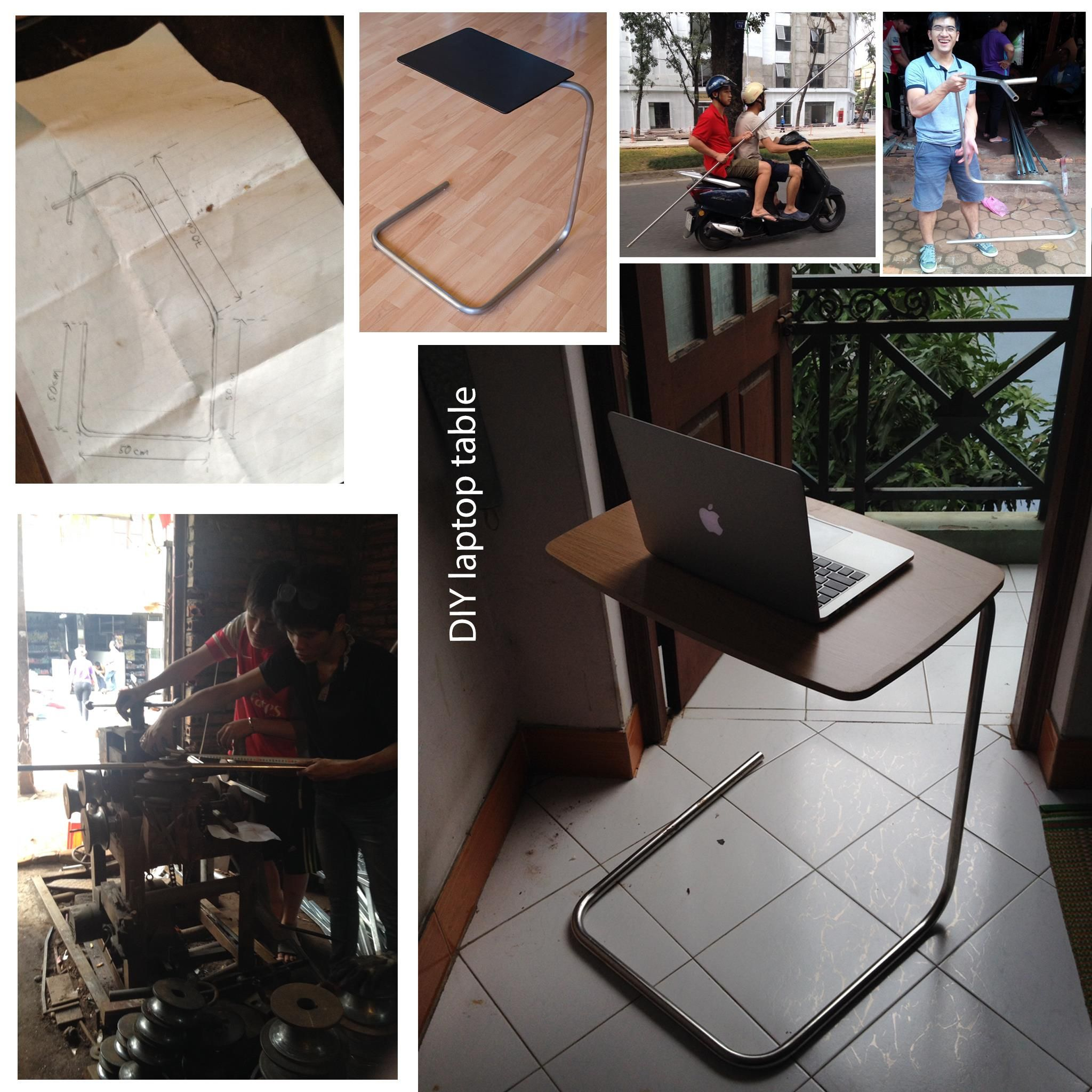 elegant laptop table
