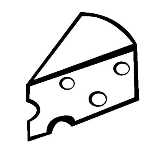 Jeem ج Is For Jubn Cheese جبن Coloring Pages Coloring For