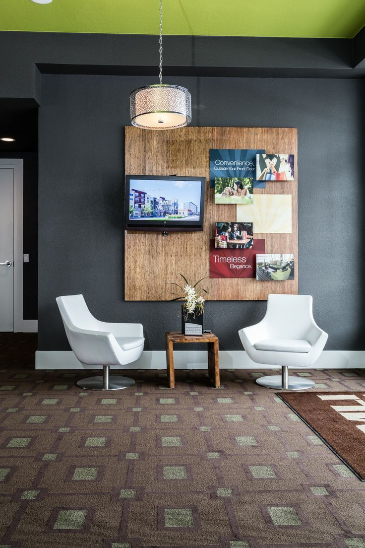 Leasing Office Design | Hospitality & Commercial Spaces | Pinterest