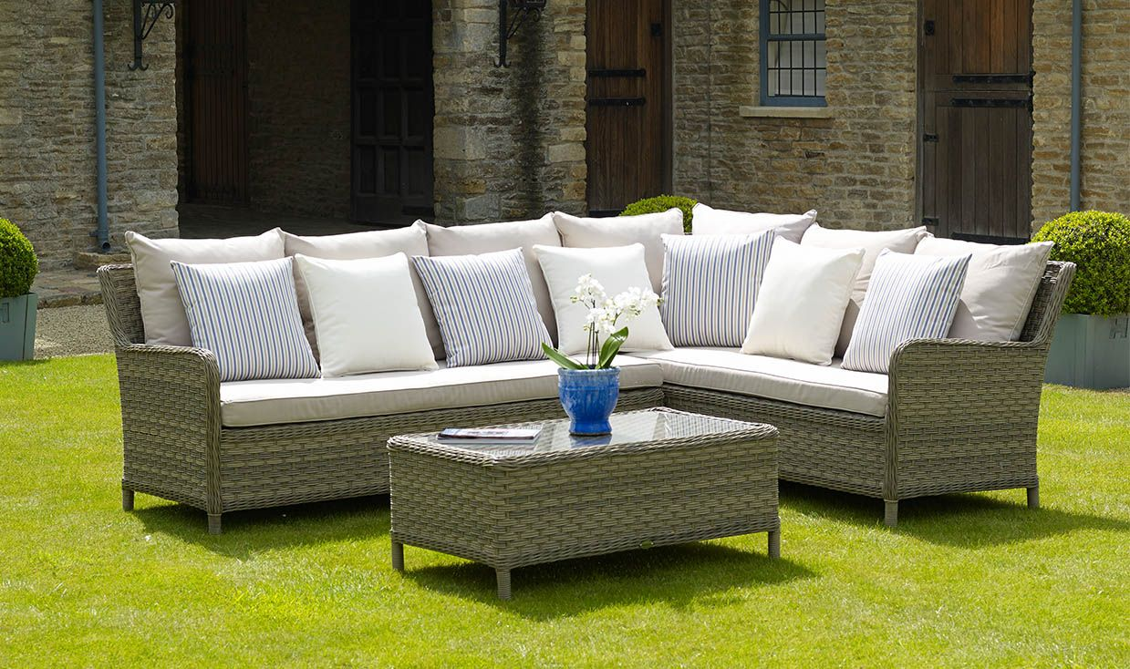 Patagonia Modular Sofa with Coffee Table | Outside | Pinterest
