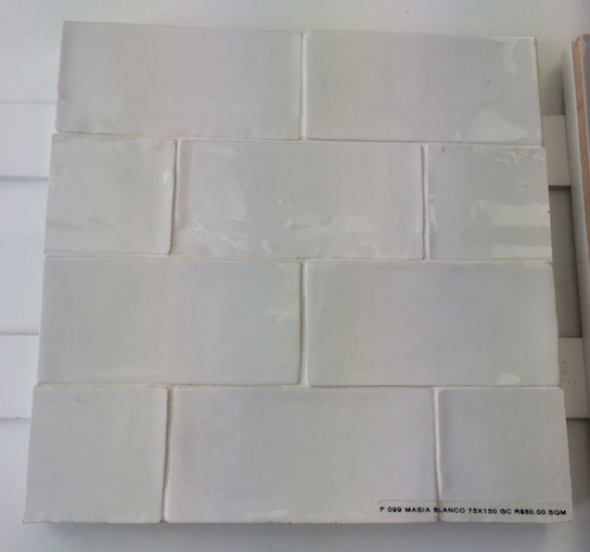 Hand Cut Glazed Subway Tile