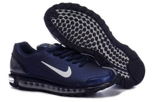 Shoes White Deep Mens Max Air 2003 Blue Nike wq0IXx