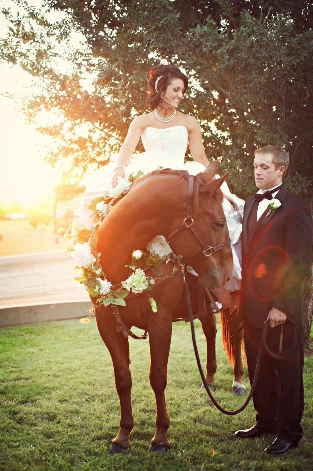 We had the true pleasure of being a part of this awesome celebration of love at one of Oklahoma's Centennial Ranches- the Vantine-Landess R...