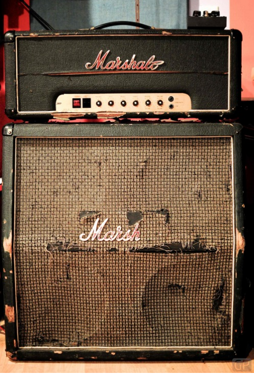Well Used Marshall Even Better Amps Speakers And Combos Available At Vintage Guitar Amps Marshall Amps Guitar