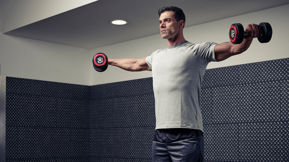 The Best Dumbbell Exercises For All Levels Of Gym-Goer