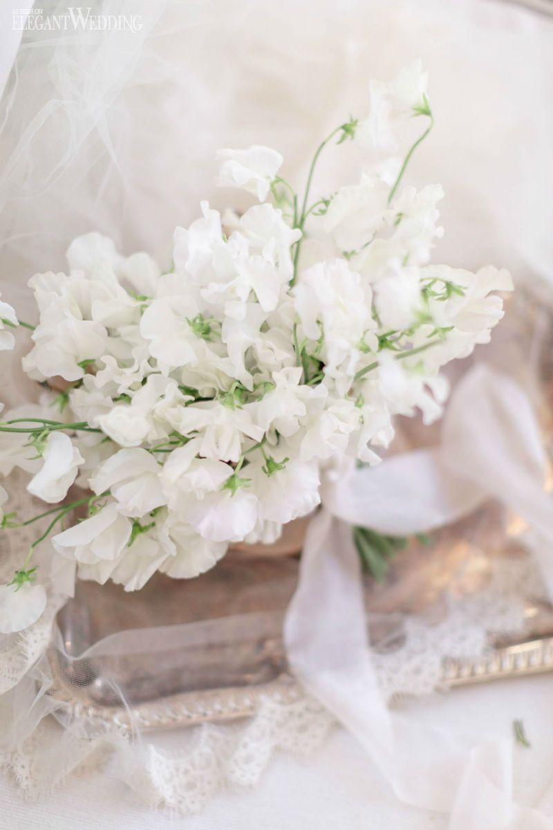 A Neutral Wedding Palette with Greenery