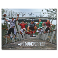 dude perfect dude perfect dude poster