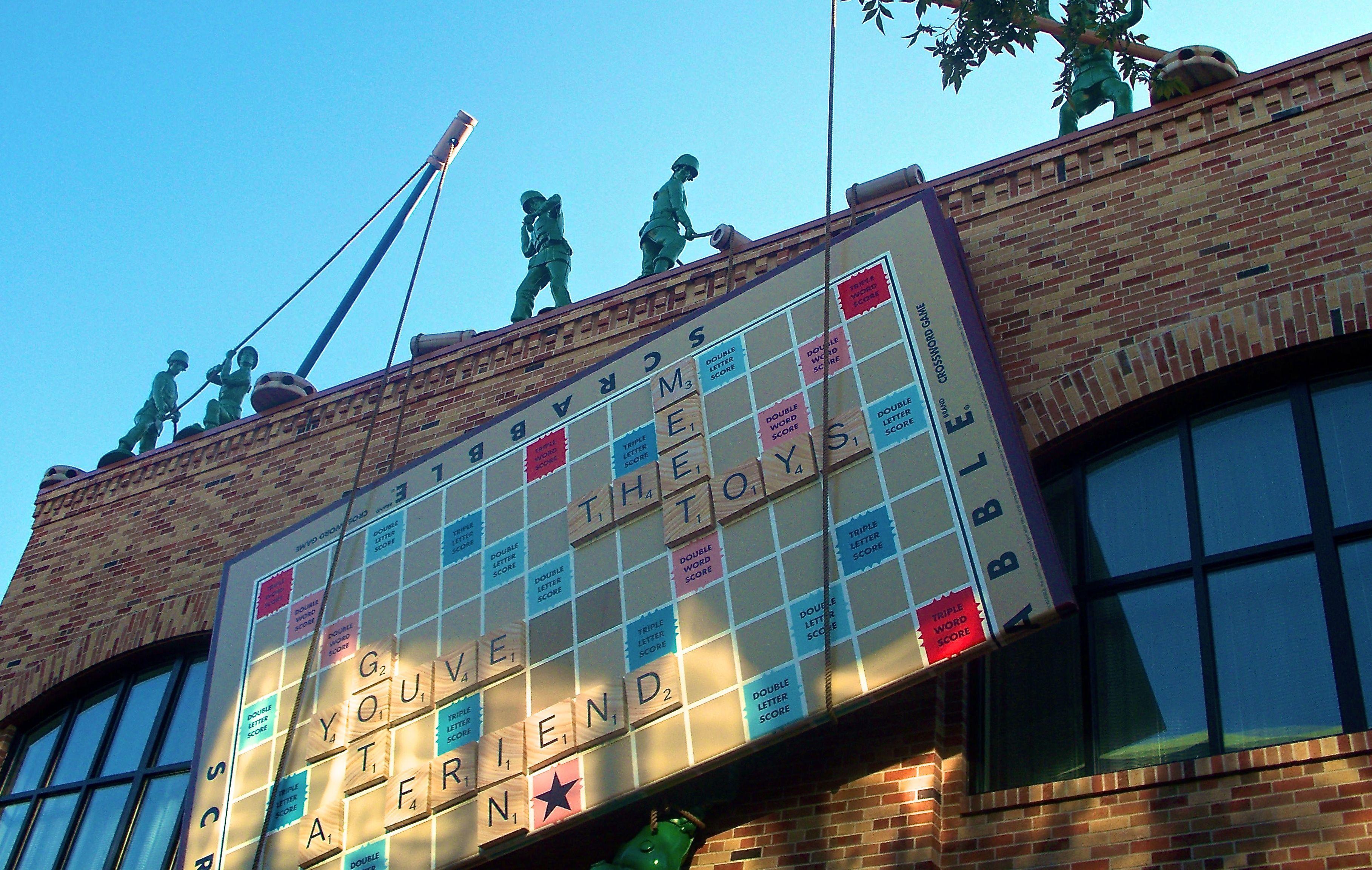 Pixar Place, Disney's Hollywood Studios