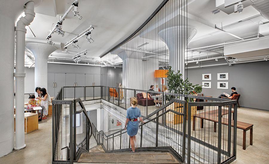 etsy headquarters by gensler in brooklyn new york photo garrett