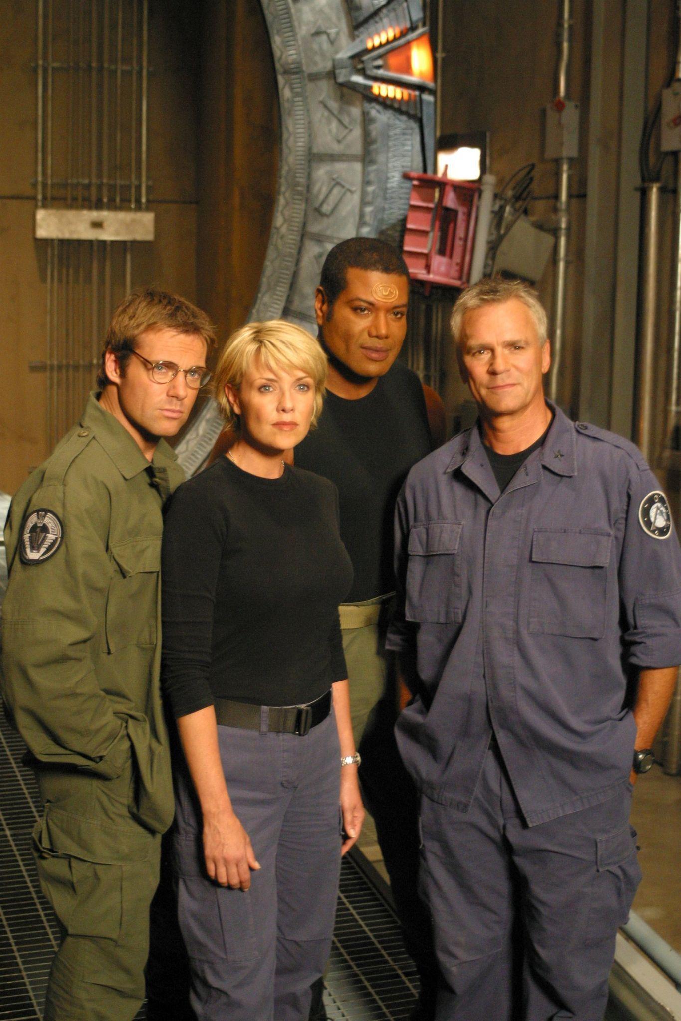 Stargate SG1 - Season 3 Promo