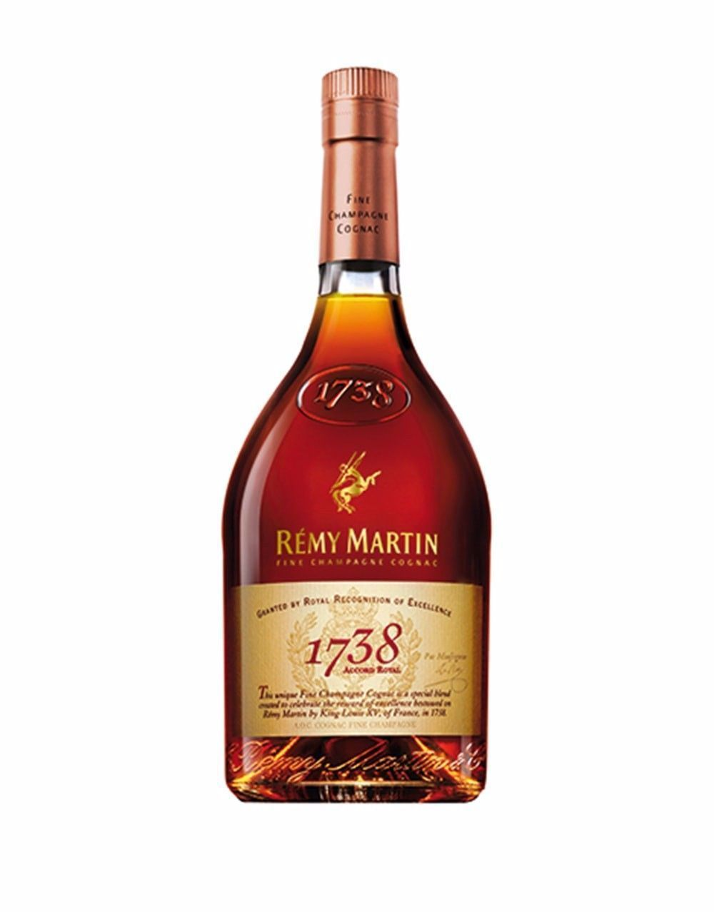 Send Remy Martin 1738 Accord Royal Cognac As The Perfect Gift For Father S Day Christmas Or Birthday Or As A Congratul In 2020 Remy Martin Bottle Champagne Gift Set