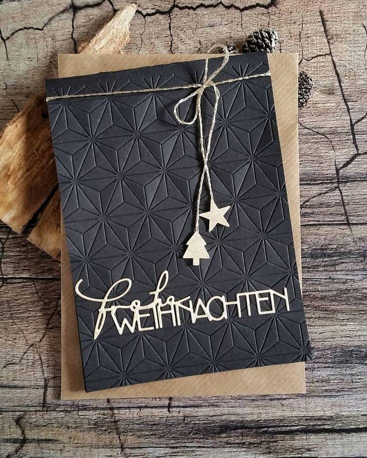 """Nicole on Instagram: """"{Werbung } ☆ Schwarz und Gold sind doch unglaublich elegant, oder? Allerdings braucht man dann auch einen goldenen Stift ode… #weihnachtsdeko2019trend"""