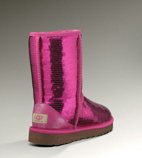 2486be0c511 Pink sparkle uggs | uggs | Ugg boots, Ugg boots outfit, Shoes