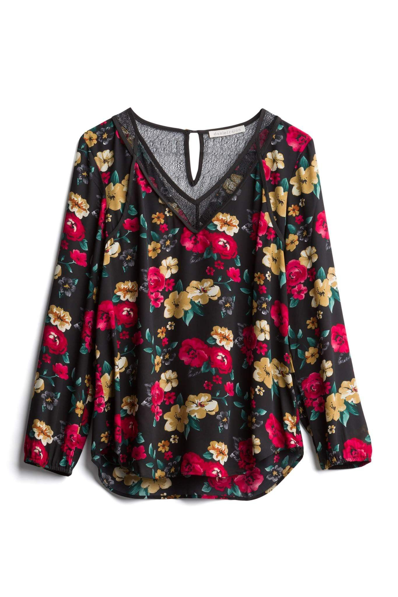 2018 Embroidery Long Sleeve Women Blouses Lattice Shirts Female Ladies Tops Casual Shirt Tops Loose Blusas Camisas Mujer P273 Women's Clothing