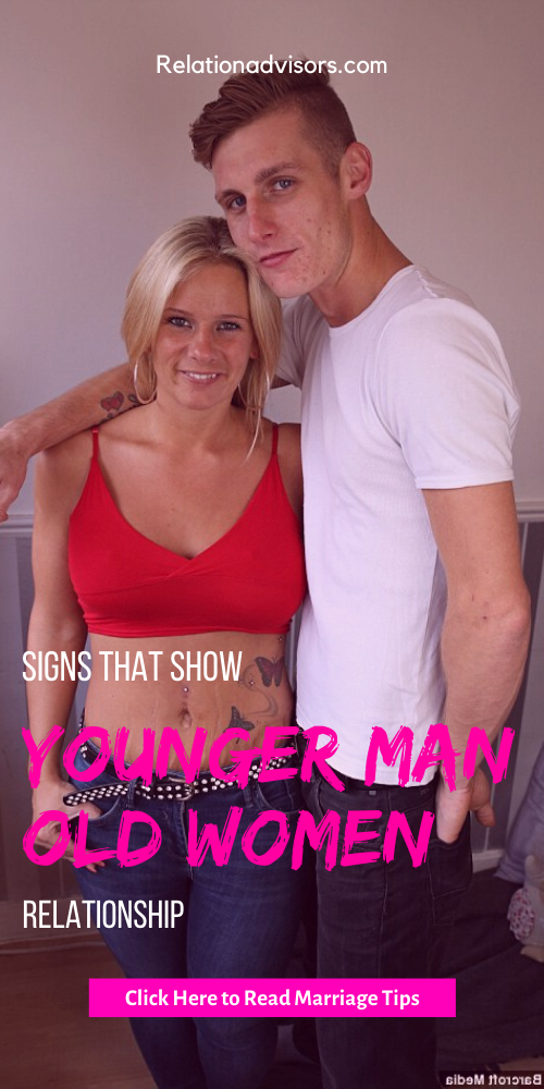 Signs a Younger Man Likes an Older Woman in 2020 | Older