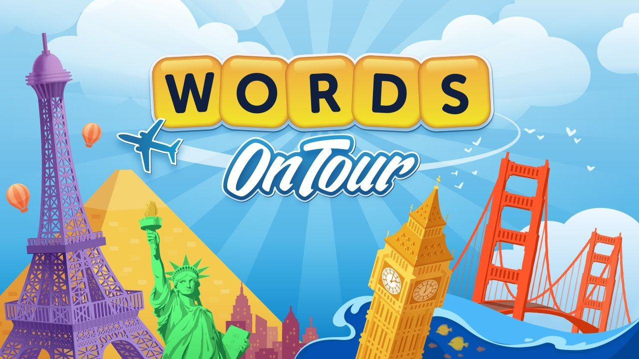 Words on Tour Words, Words with friends