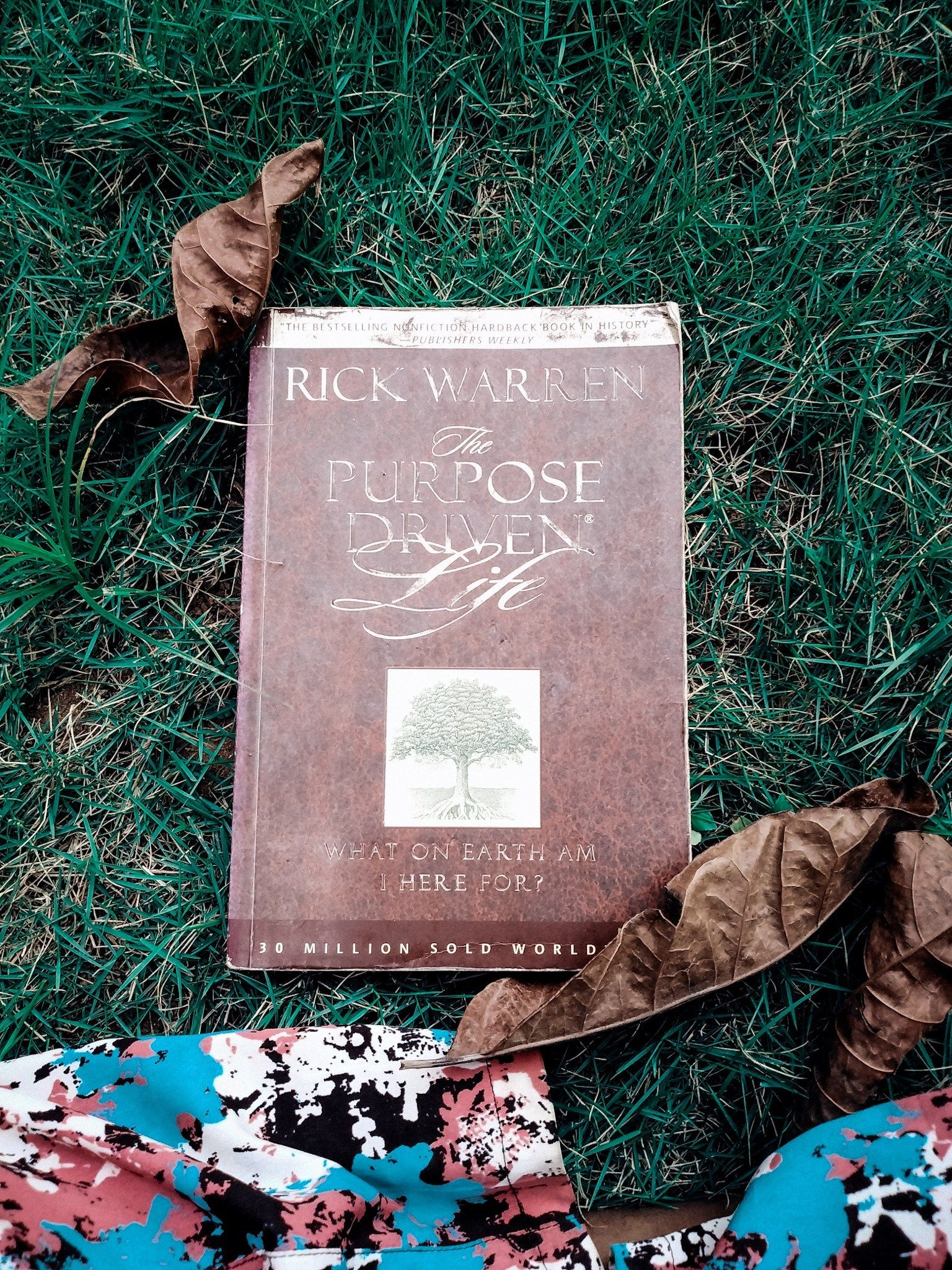 The Purpose Driven Life By Rick Warren