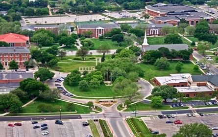 University Of Mary Hardin Baylor Belton Tx College Campuses