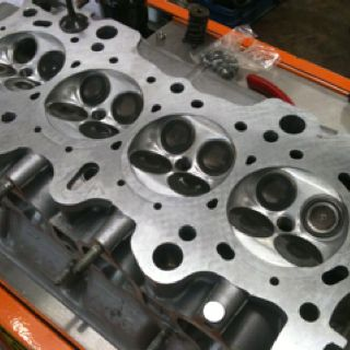 B18 head  Fully ported race head by 360 Motorsport | What we