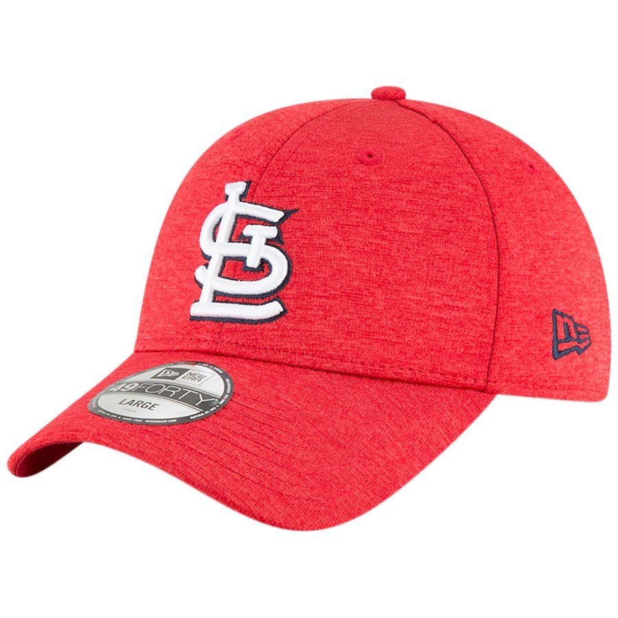 free shipping 1c5b6 81eb9 Men s St. Louis Cardinals New Era Red Rapid Team Tech 49FORTY Fitted Hat,  Your Price   27.99