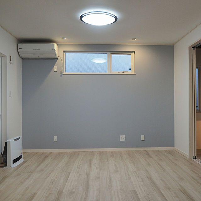 壁 天井 子ども部屋 新築 アクセントクロス ギンガムチェックの