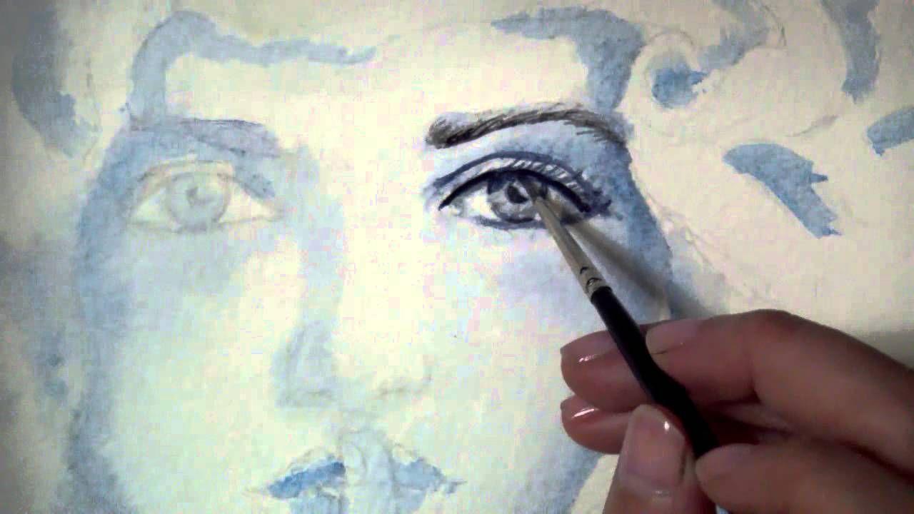 Tutorial Para Aprender A Dibujar Y Pintar: Como Pintar Un