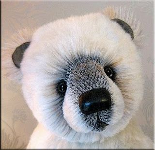 Tip How To Wax A Bear S Embroidered Nose Free Tutorial By Paula Carter Of All Bear Teddy Bear Design Teddy Bear Pattern Teddy Bear Clothes