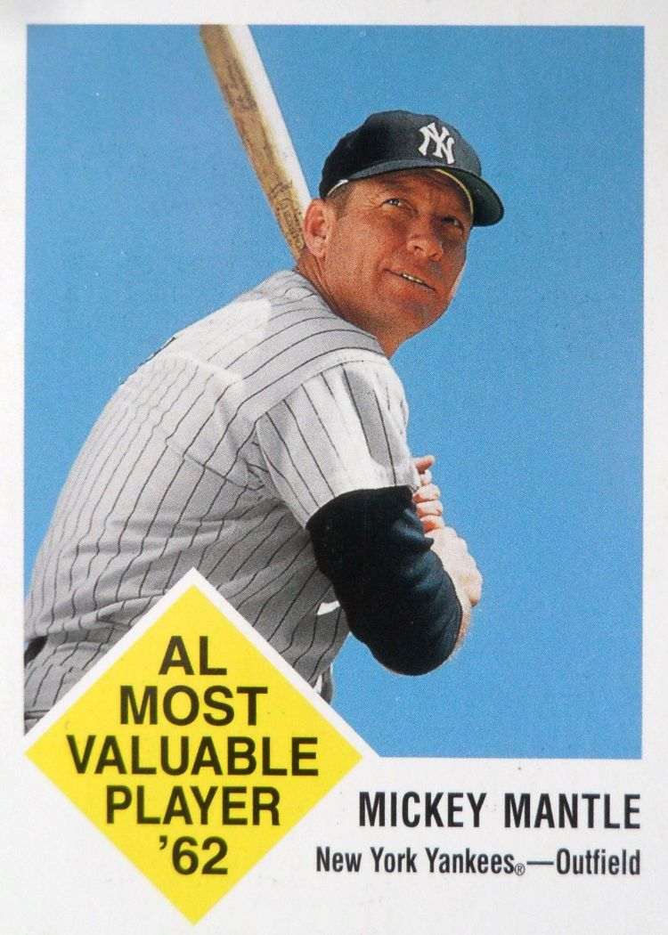 The 1963 Fleer Set Was Cut Short At Just 66 Cards Topps Won