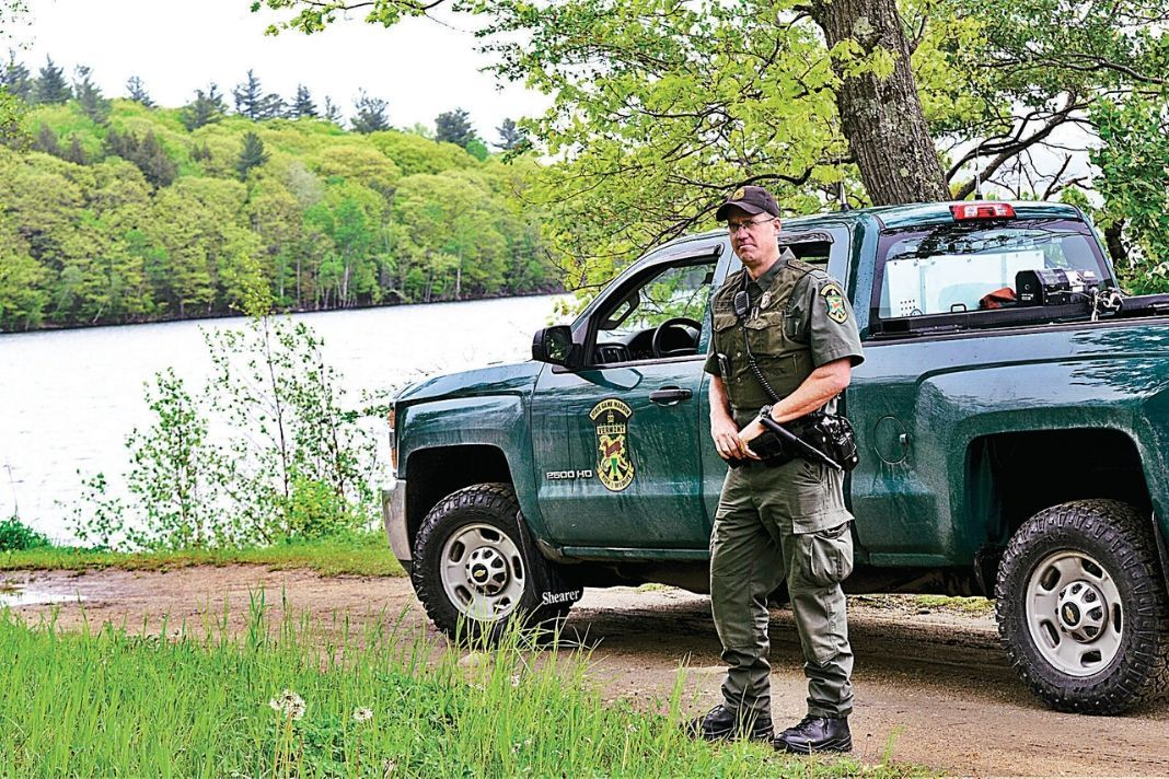 Guide To Becoming A Game Warden Warden My Future Job Law Enforcement Training