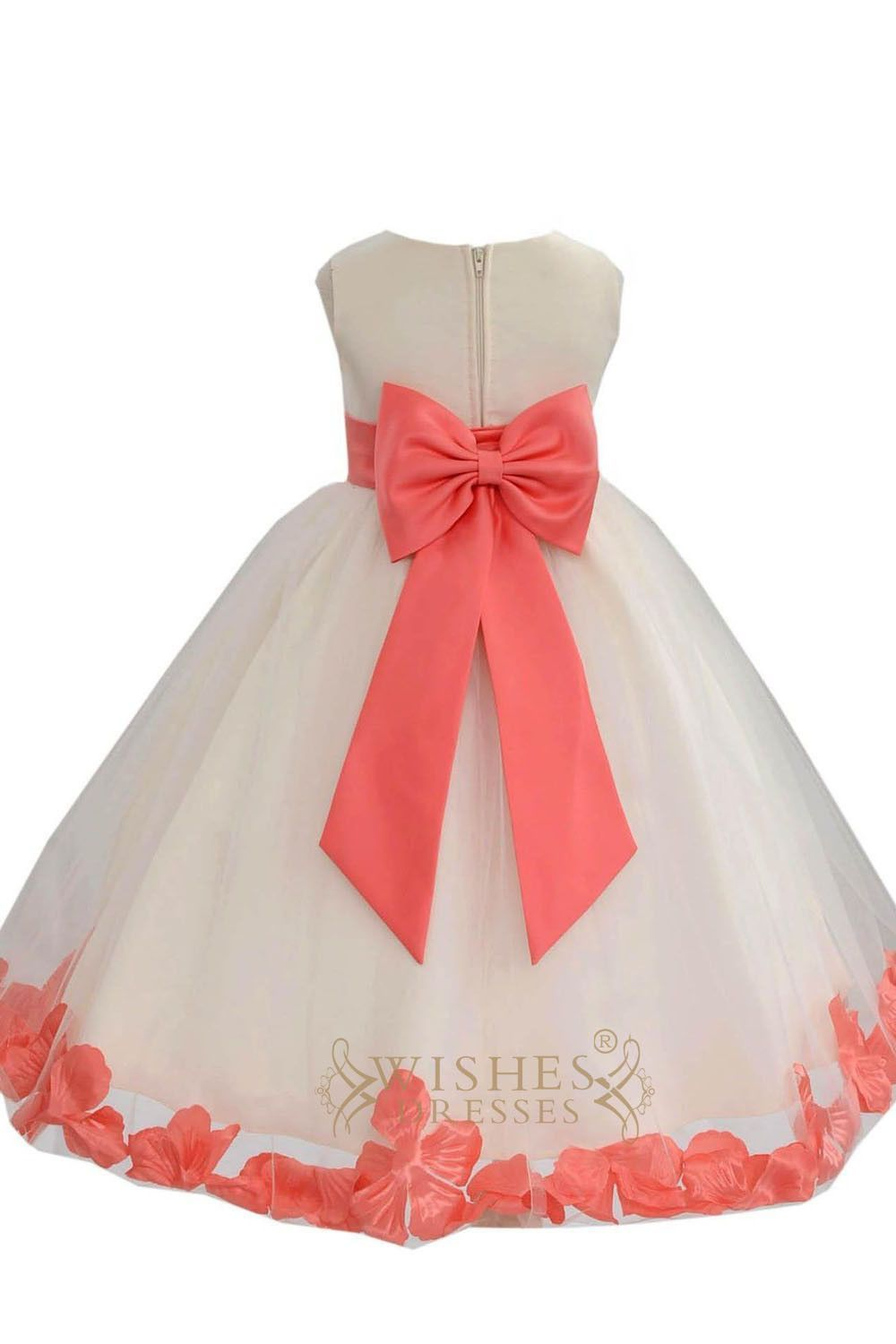 642c91d47d8 White satin and organza skirt with different color sash