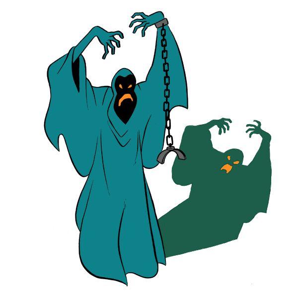 The Phantom Shadow Scooby Doo Halloweenies Pinterest